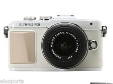 Olympus PEN E-PL7 Interchangeable Lens Camera 3.0 inch Touchscreen LCD - Damaged
