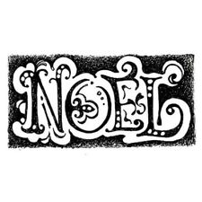 Stamperia Clear Rubber Stamp - Noel WTK035 New Free P & P