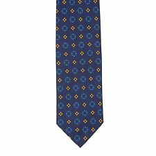 Drake's Hand Made Silk Neck Tie New With Tags DRA29