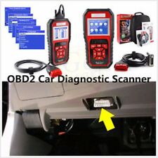 Car Auto ODBII OBD2 Diagnostic Scanner Tools KW850 Scanners Professional