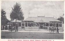 London Postcard. Bath Rd. Corner. Turnham Green Terr. Bedford Pk. Ealing. 1904
