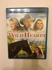 Our Wild Hearts Blu-Ray) New