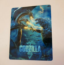 GODZILLA King of the Monsters - Glossy Steelbook Magnet Cover (NOT LENTICULAR)