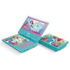 Disney Little Mermaid Ariel Portable DVD Player 9 inch VERTEX Japan Tracking