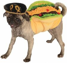 Rubies Pet Costume, X-Large, Taco