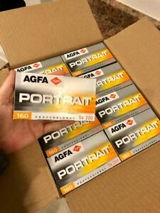 AGFA Portrait XPS 160 (220) - LAST PRODUCTION BATCH