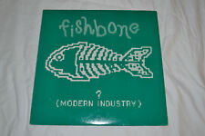 "Fishbone Modern Industry 12"" Single 1985 Columbia 44 05223"
