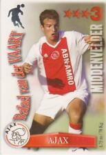 All Stars TCG 2003/2004 Trading Card Rafael van der Vaart Ajax ROOKIE *RARE*