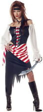 Ruby the Pirate Beauty Adult Sexy Womens Halloween Costume Size XL Size 12-14