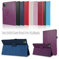 For 2020 iPad Pro 12.9inch/11inch Stand PU+Leather Smart Case Cover
