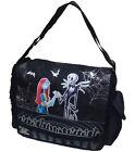 "38647 Nightmare Before X-mas Messenger Bag 14"" x 11"""