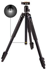 Slik Lite AL-420 Photo / Video Travel Tripod + SBH 100 DQA Head (UK Stock) BNIB