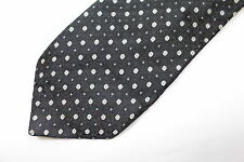 VOGUE UOMO men's silk neck tie made in Italy