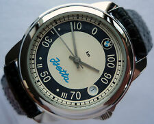 BMW Isetta Moto Coupe Bubble Classic Car Business Sport Design Automatic Watch