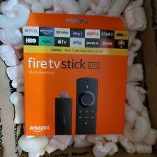 Amazon Fire TV Stick Lite with Alexa Voice Remote Lite (no TV controls) 2020