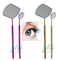 Professional Eyelash Inspection Mirror - Beauty Lash Extension Application Tool
