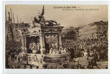 (Sb959-100)  Carnaval De Nice 1928, unused,VG
