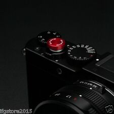 Gariz XA-SBA6 Sticker type Soft button Red for Sony Alpha Leica FUJI OM-D LUMIX