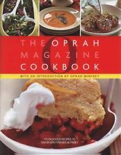 O, The Oprah Magazine Cookbook - Good - Hyperion - Hardcover