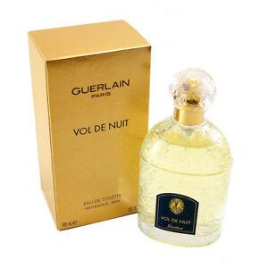 Vol De Nuit Eau De Toilette Spray 3.3 Oz / 100 Ml for Women by Guerlain