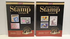 2018 Scott Worldwide Stamp Catalogue Vol. 1A 1B United States & Countries A to B