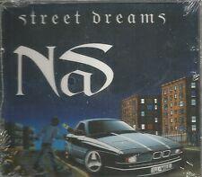 NAS Street Dreams w/ BONUS VERSE & INSTRUMENTAL w/ Affirmative REMIX CD single