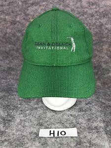 Colonial Country Club Golf Dean & Deluca Invitational Cap Hat Green Adjustable
