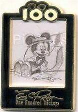 One Hundred Mickeys Pin Series (MM 041) - FIRST CLASS TRAVELER LE 3500 Disney