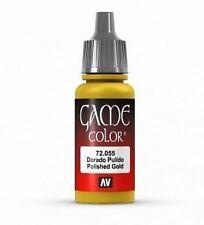 Vallejo Game Color 17 ml Pittura Acrilica 55 L Oro Gold