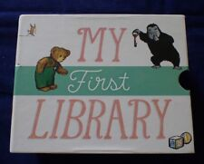MyFirst Library Corduroy,Good Night Gorilla,Little Engine That Could 3 Board Bks