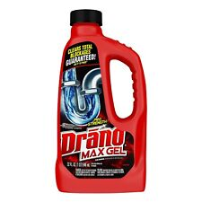 Drano Max Gel Pro Strength Clog Remover 32oz (946ml)