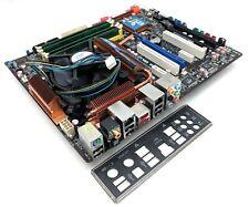 ASUS P5K-E Motherboard w/ Intel Q8200 Core 2 Quad Core CPU & 3GB RAM LGA775