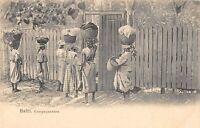 CPA ANTILLES HAITI CAMPAGNARDES