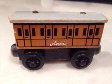Thomas Train Wood Wooden 1994 Britt Allcroft Annie Passenger Car Flat Magnet