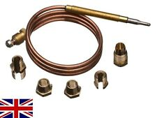 "Gas Thermocouple Universal kit 1800mm (70"") 30mv, 60 sec"