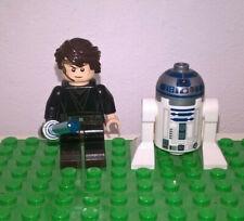 Annakin Skywalker & R2 D2 Star Wars figureS