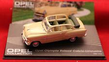 Modellauto/ Collection/ Opel Olympia Rekord Cabrio-L / 1954-1956/ 1:43 / 14+/OVP
