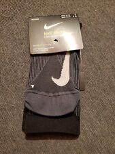Nike Women's Sz 7.5 - 9 - Spark Lightweight Running Socks - White Sx6264 010