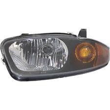 Headlight For 2003-2005 Chevrolet Cavalier Driver Side w/ bulb