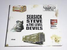 Seasick Steve & The Level Devils - Cheap - GENUINE Digipak CD ALBUM - DISC MINT