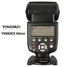 Yongnuo YN-565EX Flash Speedlite i-TTL for Nikon DSLR D50 D6 D80 D700 D3100 UK
