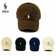 Mens Womens Cotton Baseball Caps Golf Sports Peak Cap Adjustable Summer Hat