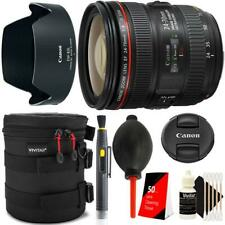Canon EF 24-70mm f/4L IS USM Zoom Lens - 6313B002 for Canon EOS Cameras