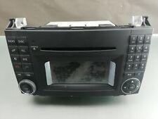 Original Mercedes MF2830 ZB Bedienteil Headunit ECE CD MP3 Bluetooth Autoradio