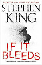 NEW If It Bleeds By Stephen King Hardcover Free Shipping