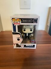Dracula Holding Candle Funko Pop Vinyl Universal Monsters Special Edition Horror