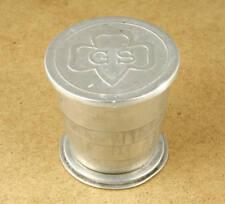 Girl Scout Vintage Aluminium Folding Cup