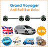 For Chrysler Voyager Grand Voyager 1996-2007 TWO Rear Anti Roll Bar Links New