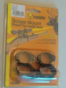 Ironsighter Model 751 see-thru scope rings Winchester 94 Angle Eject