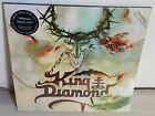 King Diamond House Of God LP Black Vinyl Record new reissue shipping damage